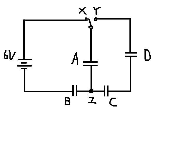 高中物理教材内容讨论:电容器问题
