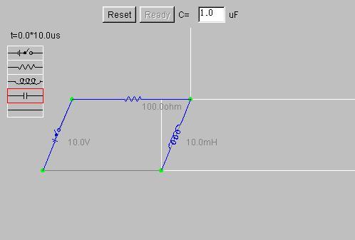 rlc电路的电荷微分方程